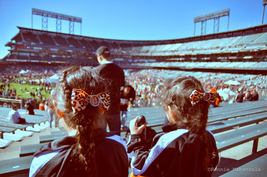 Giants Fan Fest 2013